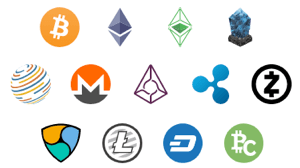 コインチェックは13種類の仮想通貨を取り扱い