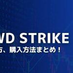 【CRWD】クラウドストライク株式の買い方、購入方法まとめ!