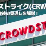 CRWD:クラウドストライクの株価、決算、今後の見通しを解説!